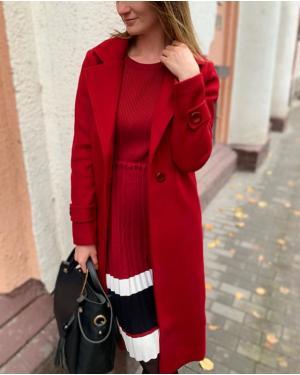 Не бойся быть яркой!😍 Бойся быть скучной😜 ⠀ Пальто 🏷2800₽ (разные цвета) Платье 🏷1700₽ ещё в коричневом цвете) Сумка 🏷1600₽ ⠀ Наличие цветов и размеров в магазине уточняйте в Директ👋🏼 ⠀ Ваш @ko_modnik ♥️