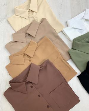 Базовые вещи, такие как рубашки и блузки, никогда не выйдут из моды и всегда будут покорять сердца всех модниц мира♥️ Согласны, девочки? ⠀ Блузки 🏷1100₽-20% ▪️880₽▪️ Брюки 🏷1300₽-20% ▪️1040₽▪️ ⠀ Торопись, пока есть уникальная возможность купить любую вещь со скидкой 20% в @ko_modnik 👌🏻