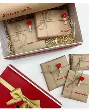 ♥️ПОДАРОК ДЛЯ ДВОИХ.... ⠀ ...приготовили мы для вас в честь Дня святого Валентина 💋 ⠀ Подарок включает в себя конвертики с сюрпризом на любой случай жизни!💌 А что в них находится узнает только тот, кто его выиграет😜 ⠀ Как выиграть: 1. Выкладывай к себе в сторис самое лучшее фото со своей второй половинкой; 2. Отмечай на этом сторис нас @ko_modnik ; 3. Оставляй любой комментарий под этим постом;👇🏻 4. Открой страницу на время розыгрыша. ⠀ ✔️Фото принимаем только 10 и 11 февраля. ⠀ 12 февраля мы по своему усмотрению отберём 4 финалиста и проведем голосование у нас в сторис. А 14 февраля объявим счастливого победителя🥰 ⠀ 👌🏻И ещё одна отличная новость! Абсолютно все участники конкурса получают скидку на покупку 10%! Используй её с 14 по 16 февраля! ⠀ Участвуйте и побеждайте👍🏼 С любовью, ваш @ko_modnik 😘