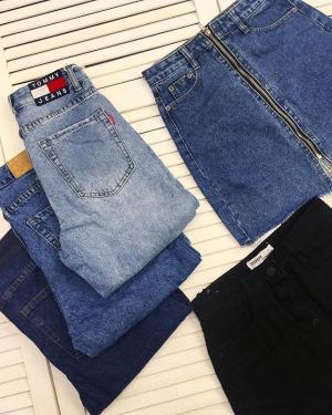 ⠀⠀⠀⠀⠀⠀⠀⠀ ⠀⠀⠀⠀⠀⠀⠀⠀ ⠀ ⠀  Всем доброго субботнего утра ☕️ Давно не покупала себе джинсы? ⠀⠀⠀⠀⠀⠀⠀⠀ Тогда ждём тебя в #komodnik 🤗 ведь у нас джинсовое поступление 👖  К тому же скидка на весь ассортимент 🔟% и даже на новинки 🙀